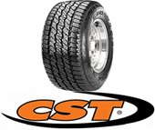 CST 245/70R16 A/T 107T CS912 אותיות לבנות